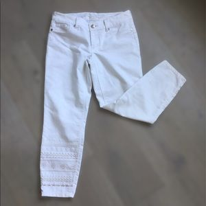Seven7 jeans/cropped